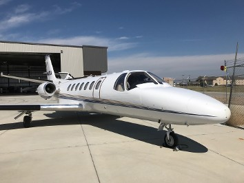 1996 Cessna Citation Ultra, Serial Number 400, N443EA